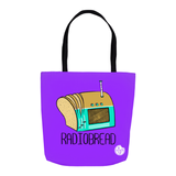 Radiobread Tote Bag - punpantry
