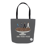 Abbey Rocky Road Tote Bag - punpantry