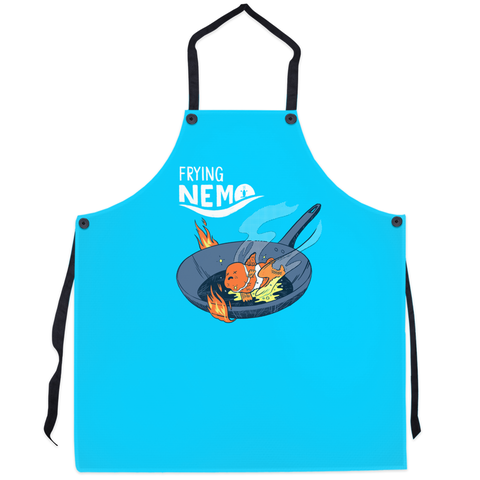 Frying Nemo Apron - punpantry