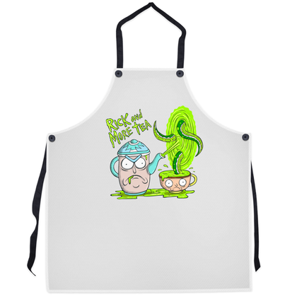 Rick & More Tea Apron - punpantry