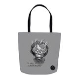 To Grill A Mockingbird Tote Bag - punpantry