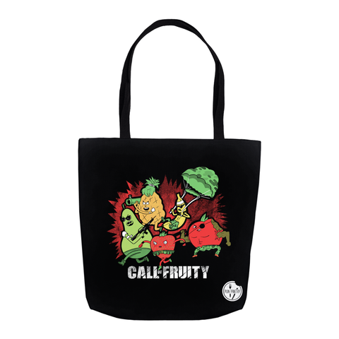 Call Of Fruity Tote Bag - punpantry