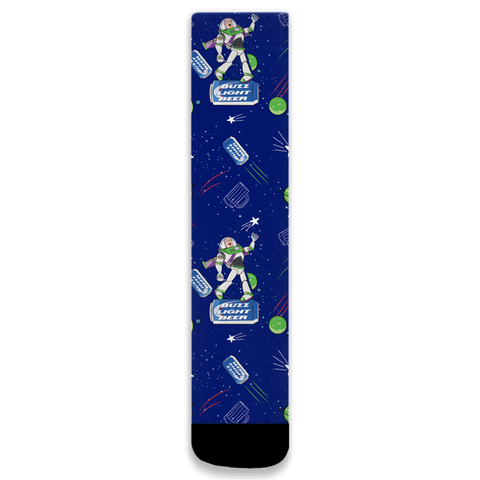 Buzz LightBeer Socks - punpantry