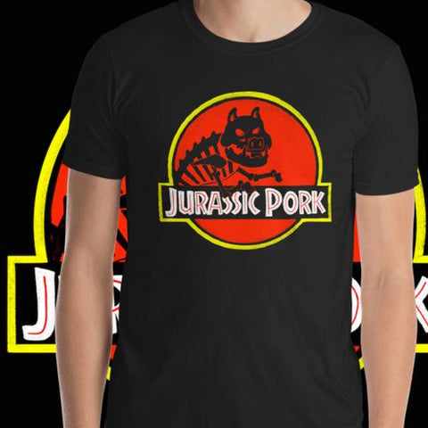 Jurassic Pork T-Shirt - punpantry