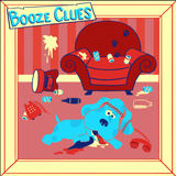 Booze Clues T-Shirt - punpantry