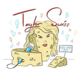 Taylor Swiss T-Shirt - punpantry