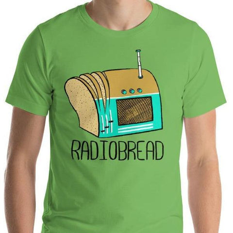 Radiobread T-Shirt - punpantry