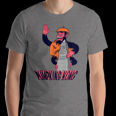 PumpKing Kong T-Shirt - punpantry