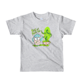 Rick & More Tea Kid's T-Shirt - punpantry