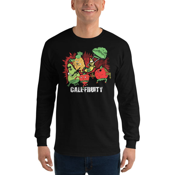 Call Of Fruity Long Sleeve T-Shirt - punpantry