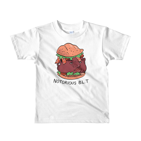 Notorious BLT Kid's T-Shirt - punpantry