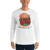 Notorious BLT Long Sleeve T-Shirt (2 Color Options) - punpantry