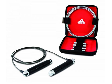 SKIPPING ROPE SET WITH CARRYING CASE