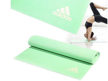 4mm YOGA MAT - FROZEN GREEN