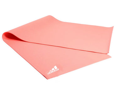 4mm YOGA MAT - RED FLASH