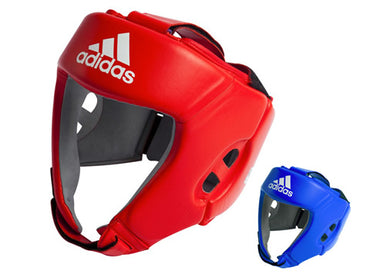 AIBA Boxing Head Guards with New Top