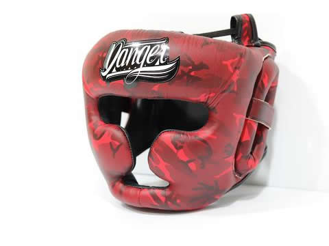 Head Guard DEFHG-003 Red