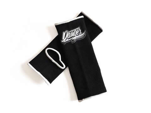 Ankle Guard DEANK-001 Black
