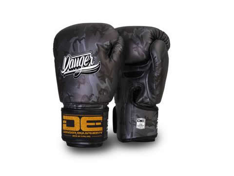 Boxing gloves DEFBG-003 Grey