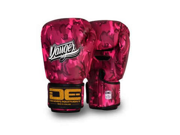 Boxing gloves DEFBG-003 Pink