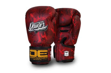 Boxing gloves DEFBG-003 Red