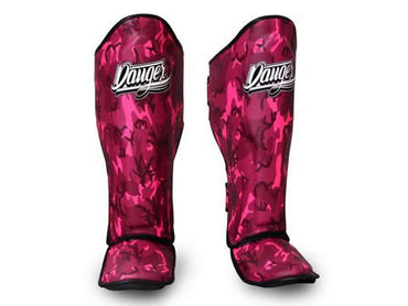 Shin Guards Army Edition DEFSG-003 Pink