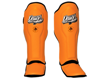 Shin Guards Super Max DESGX-002 Orange