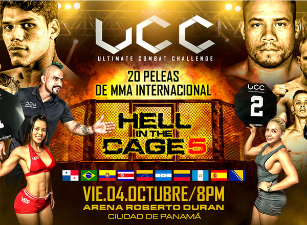 PPV HELL IN THE CAGE 5