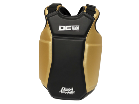 Iron Man Body Shield DEIMBS-001 Black/Golden
