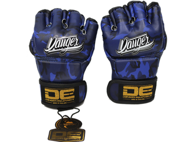 MMA Gloves DEMGCO-001 Army Blue