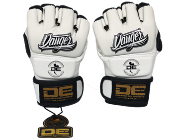 MMA Gloves DEMGCO-001 White