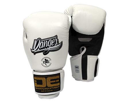 Boxing gloves DEBGX-007 White