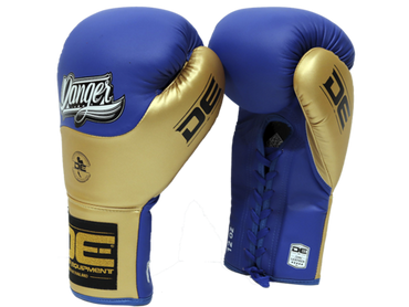 Boxing gloves DEBGCO-001 Blue/Gold