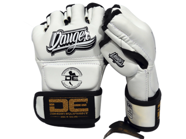 MMA Gloves DEMGPR-002 White