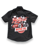 Hotrod Hellcat - Mens Motor Oil Work Shirt