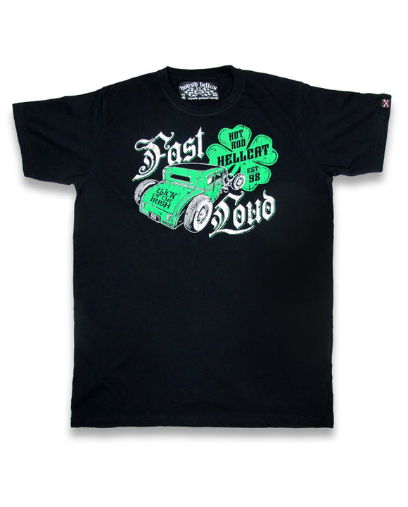 Hotrod Hellcat - Mens Irish TShirt