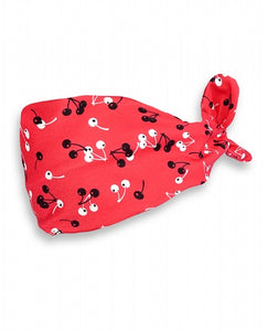 Liquorbrand - Headscarf - Micro Cherries Red