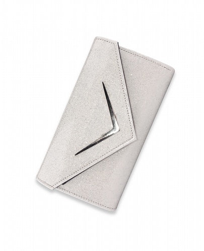 Liquorbrand - Chevron White - Women's Wallets