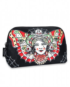 Liquorbrand - Butterfly Makeup Bag