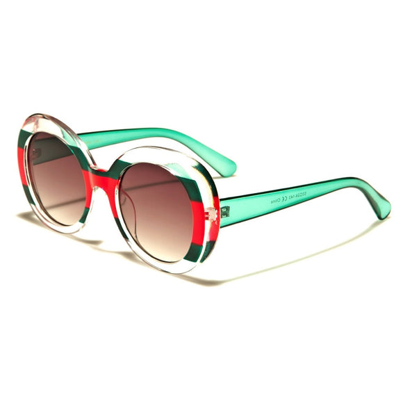 Catch a Thief - Go Go Goggles - Clear Green