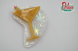 Raise Your Glass - Brooch