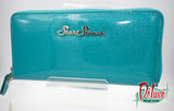 Star Struck Wristlet - Atomic Blue
