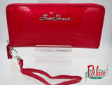 Star Struck Wristlet - Ruby Red