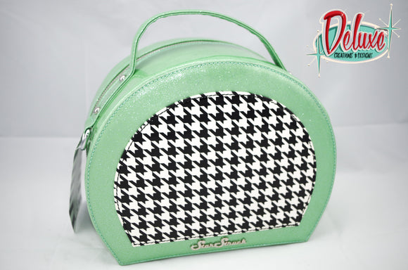 Star Struck Starline - Mint / Houndstooth