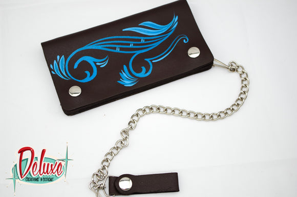 Katt Mercy - Men's Long Wallets