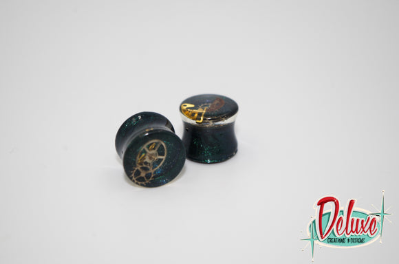 12mm Clockwork Plugs