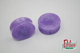 30mm Silken Purple Plugs