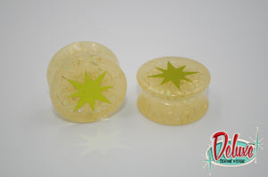 24mm Star Plugs