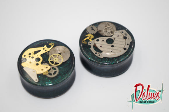28mm Clockwork Plugs