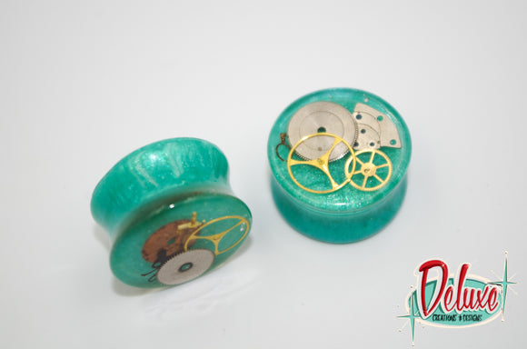 22mm Clockwork Plugs
